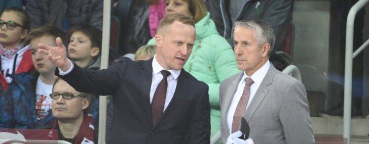 Rīgas 'Dinamo' vadība apstiprina vēlmi piesaistīt Hārtliju