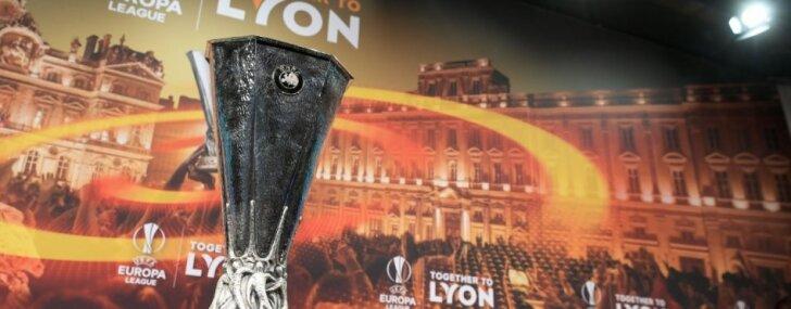 Meksikā nozagta un vēlāk atrasta UEFA Eiropas līgas trofeja
