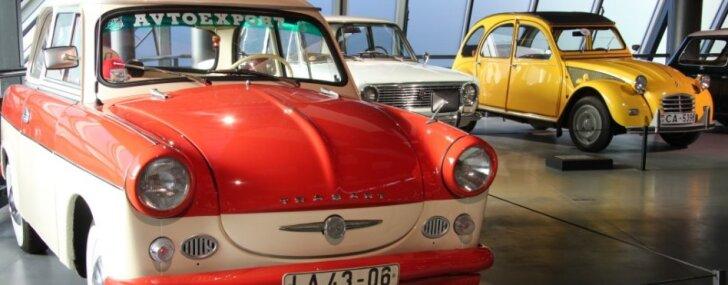 Rīgas Motormuzejs būs atvērts arī valsts svētku brīvdienās