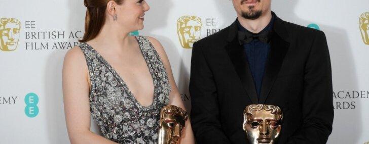 BAFTA ceremonijā laurus plūc 'La La Land'