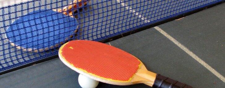 Latvijas galda tenisa komanda smagā EČ noslēdzošajā grupas cīņā piekāpjas Melnkalnei