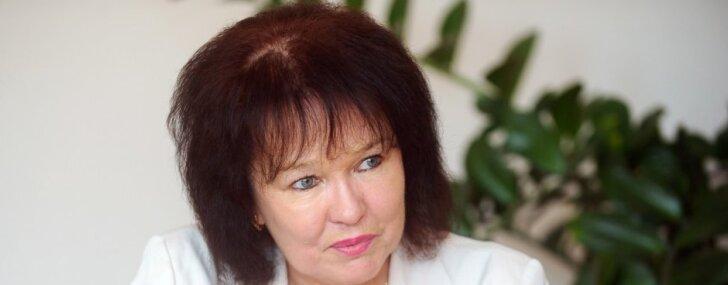 Tērvetes novada domes vadītāja Reinika gada laikā iekrājusi teju 11 tūkstošus eiro