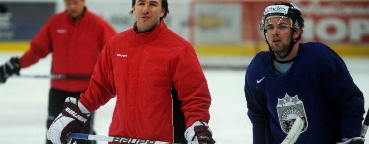 Līdz ar galveno treneri Maskavas 'Spartak' atstājis arī Viktors Ignatjevs