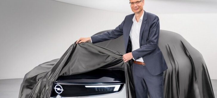 'Opel' ar 'GT X' prototipu demonstrēs markas nākotni