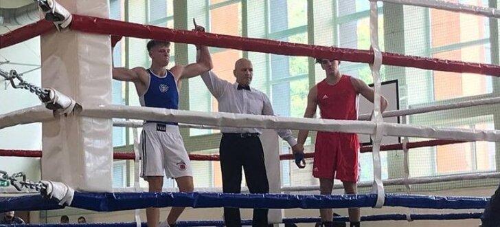ФОТО: В Олайне прошел традиционный международный турнир по боксу