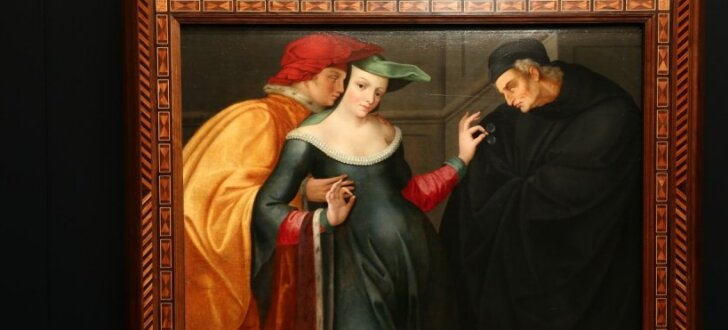 ФОТО: В Риге открывается выставка шедевров из музея Прадо