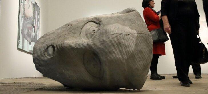 Topošajā 'Zuzeum' atklāj Izraēlas laikmetīgās mākslas izstādi