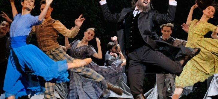 Pasaules pirmizrādi piedzīvojis Karlsona un Leimaņa balets 'Antonija #Silmači'