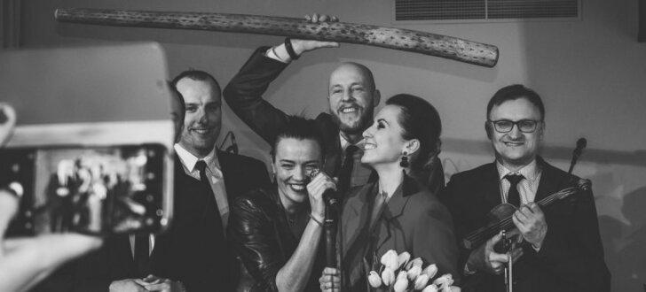 Šaurā lokā prezentēts Aijas Vītoliņas un 'Tango Sin Quinto' jaunais albums
