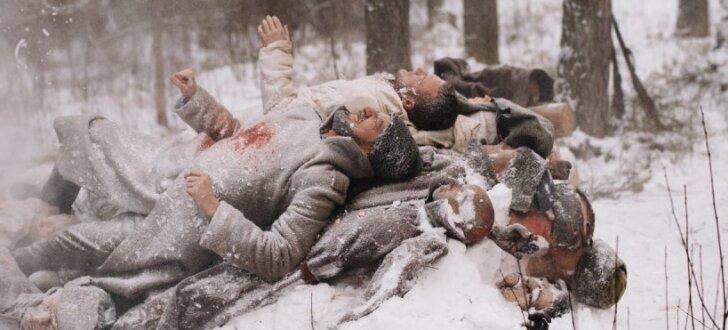 Stindzinošā spelgonī aizvadīts 'Dvēseļu puteņa' sūrākais filmēšanas posms