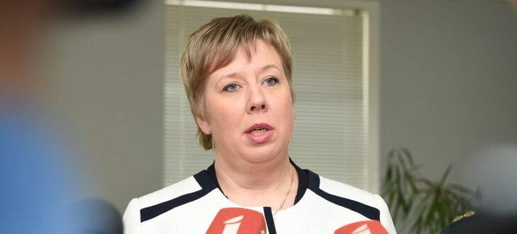 TV3: Pētersone-Godmane nesteidz uzzināt iemeslus valsts noslēpuma pielaides atteikumam