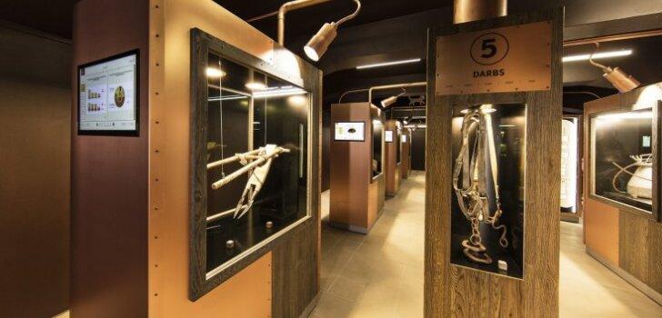 ФОТОРЕПОРТАЖ: В Даугавпилсе появится первый в Латвии музей шмаковки