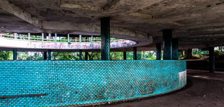 ФОТО: Семь роскошных отелей, в которых живут только бомжи или привидения