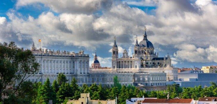 В Мадриде временно откроют для посетителей 23 дворца