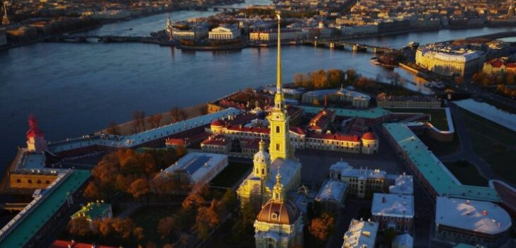 В Петербурге на месяц закроют проезд по каналам и рекам