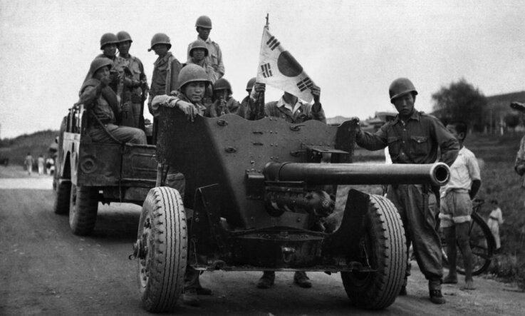 1950 год: В Риге открыт медицинский вуз, план Шумана для Европы, начало войны в Корее