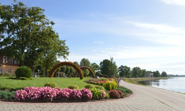 Simtgades festivāls 'Latvijas Goda aplis' piestās Pļaviņu novadā