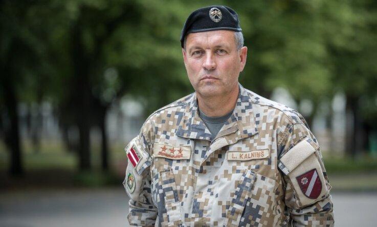 NBS komandieris: Mācībās 'Namejs 2018' pārbaudīsim bruņoto spēku gatavību aizsargāt Latviju no jebkura veida apdraudējuma