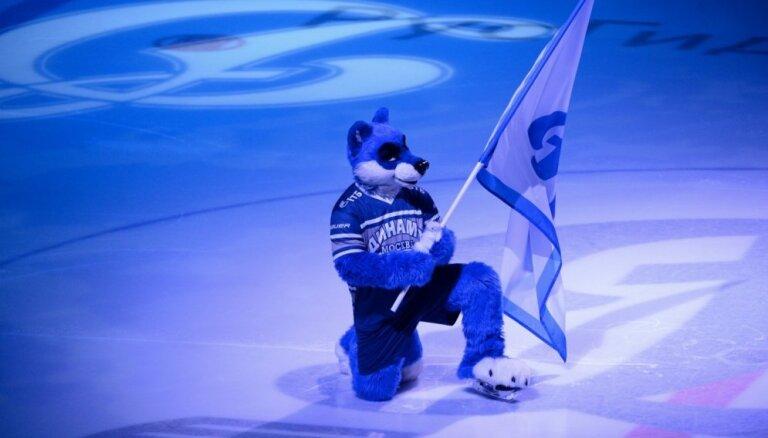 KHL kluba Maskavas 'Dinamo' birojā veikta kratīšana
