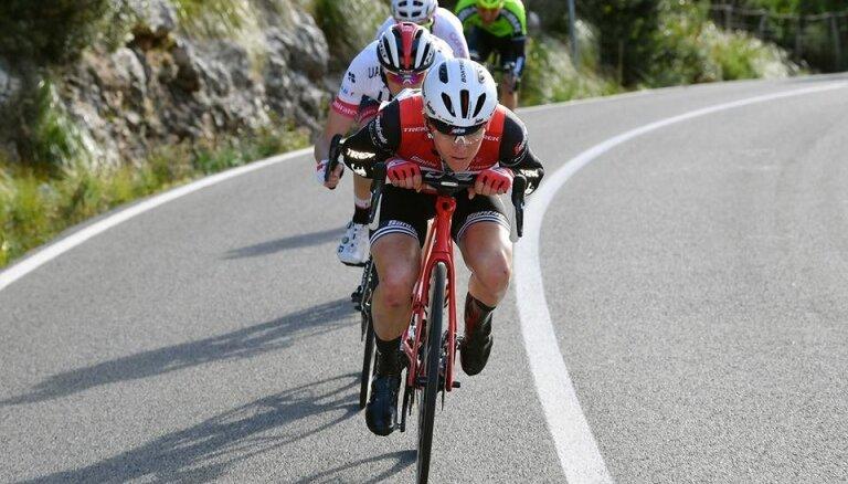 Skujiņš izcīna 23.vietu 'Amstel Gold Race' velobraucienā