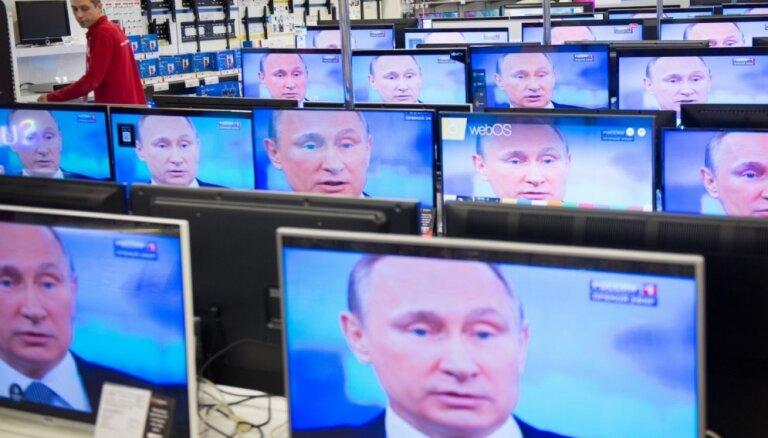 Krievija palielina investīcijas lietuviešu valodā izplatāmajā propagandā, norāda Seima komiteja