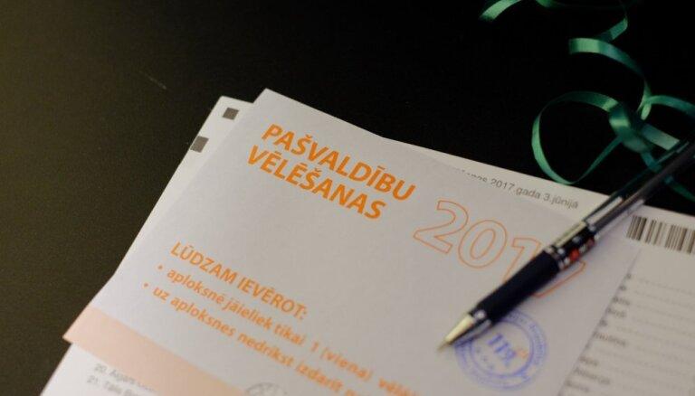 Tikai vienu no ievēlētām partijām sagaida sods par atskaišu neiesniegšanu pēc vēlēšanām