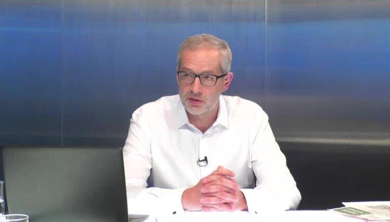 Krauze uzticas Lembergam, jo viņš balsojis par Latvijas neatkarību