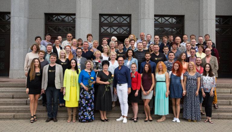 Debijas un gaidāmās pirmizrādes. Daugavpils teātris sāk jauno sezonu