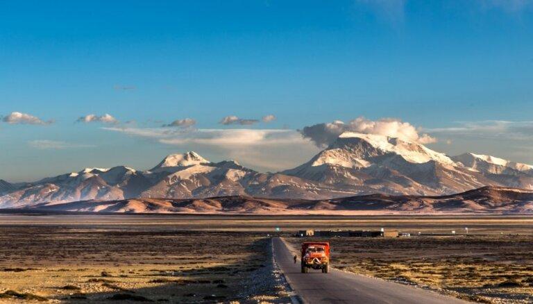 Ķīna sola atvieglot ārzemnieku piekļuvi Tibetai