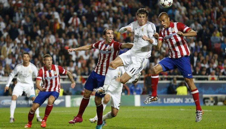 ЛЧ: в Мадриде экс-финалисты ничего не выяснили, в Турине вымучили гол с пенальти
