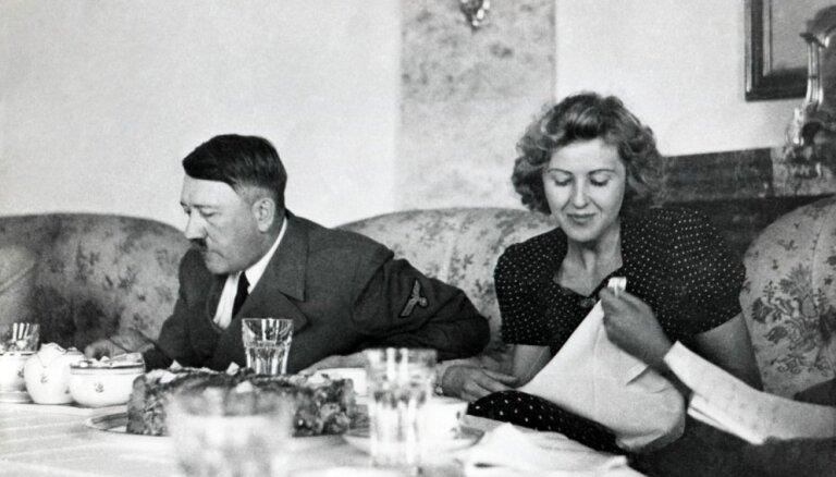 Раскрыты подробности отношений Гитлера: фюрер и Ева Браун никогда не занимались сексом