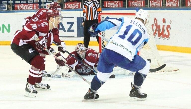 Рижские динамовцы начали домашний турнир с поражения