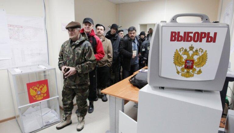 Европарламент подверг умеренной критике выборы в РФ