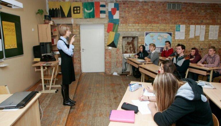 'Iespējamā misija': sabiedrībā pazīstami cilvēki iedvesmos Latvijas skolēnus mācīties