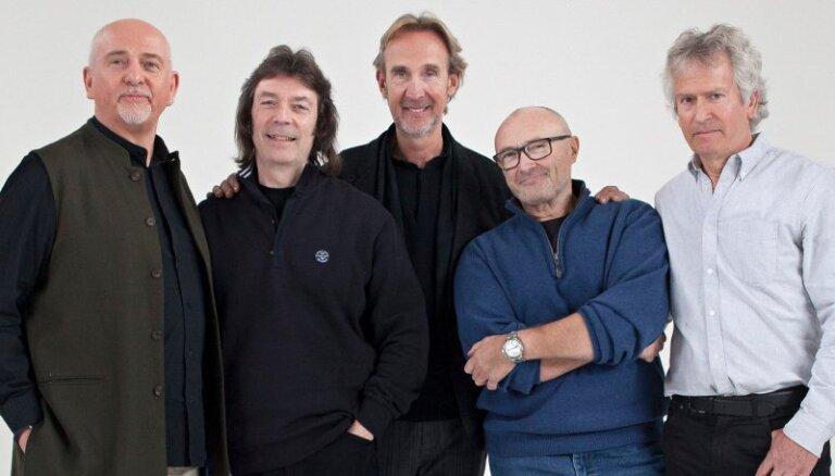 Genesis объединятся впервые за 40 лет для съемки фильма о группе