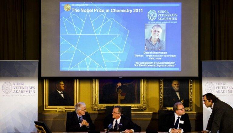 """""""Нобель"""" по химии вручен ученому за открытие 1982 года"""