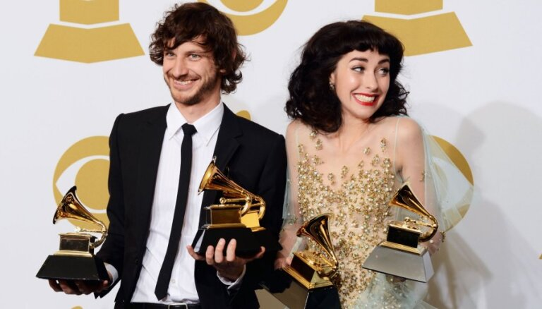 Юбилейный Grammy получили Готье и Кимбра