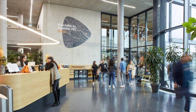 Latvijā darbu sāks Eiropas tiešsaistes modes platforma 'Zalando'
