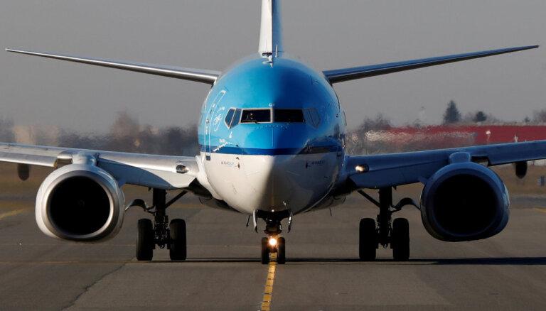 Авиакомпания KLM возобновила полеты в города Европы