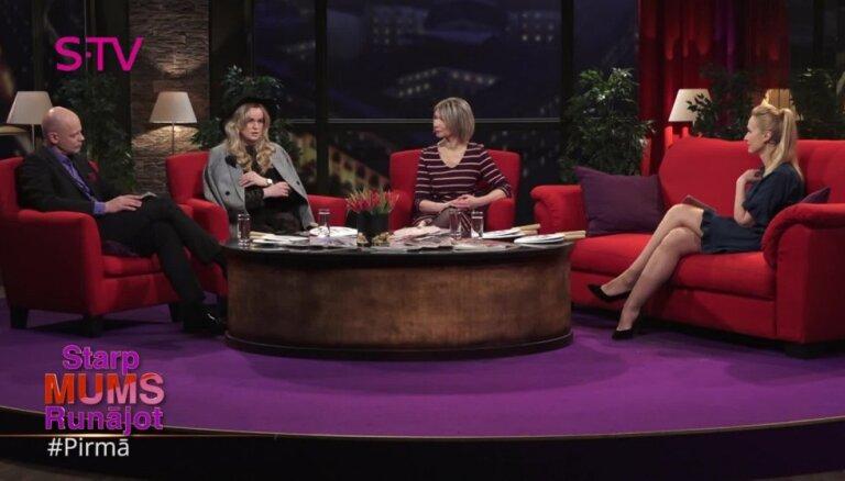 Šķiršanās vai mīļākais – Olga Krūze par risinājumiem attiecībās, kurās trūkst seksa