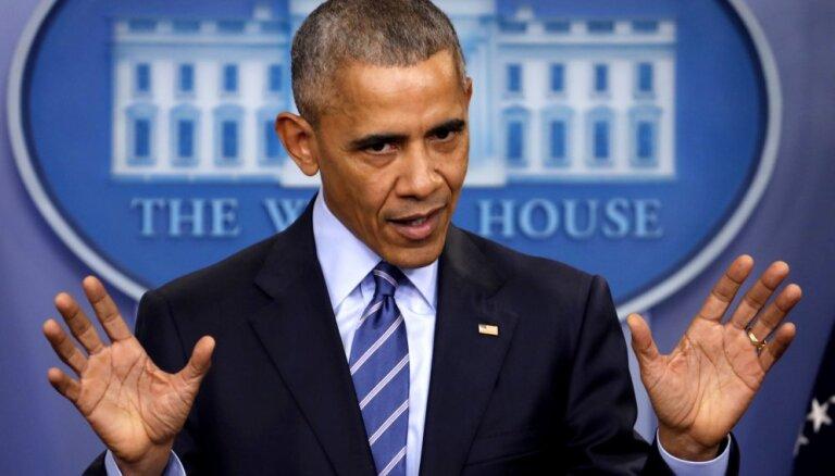 Обама в мемуарах назвал причины слабости России