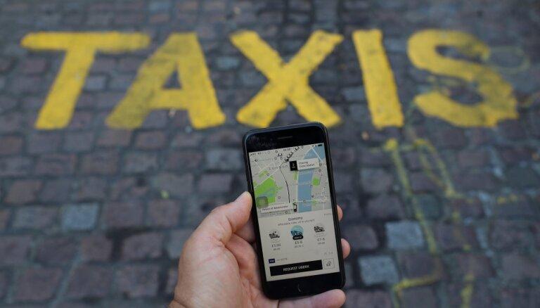 'Uber' Lielbritānijā saskaras ar autovadītāju krīzi, pasažieri gaida vairākas stundas