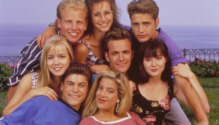 """Звезды """"Беверли-Хиллз, 90210"""" снимутся в перезапуске сериала"""