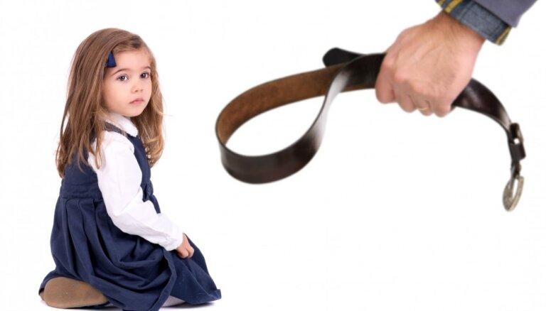 Divkāršojies bērnu sūdzību skaits par fizisko vardarbību ģimenē