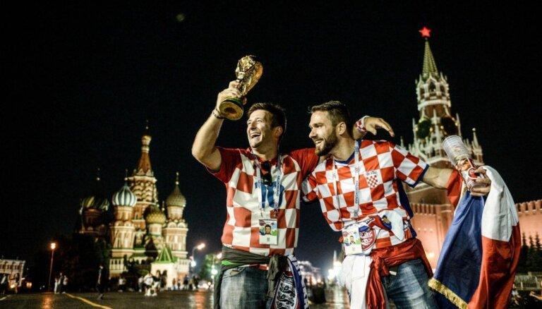 Mazās valsts lielā diena: Horvātijas iekļūšana Pasaules kausa finālā
