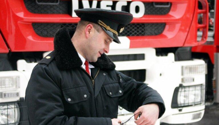 Pret aizdomās turēto VUGD priekšnieka vietnieku ierosināta disciplinārlieta