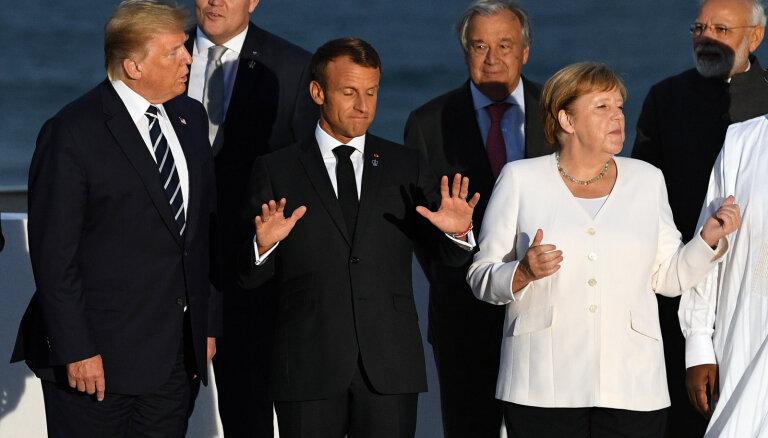 Встреча G7: спор из-за России и сюрприз для Трампа