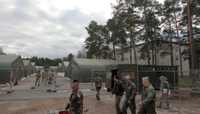 ФОТО: завершились самые крупные в регионе учения НАТО Steadfast Jazz-2013