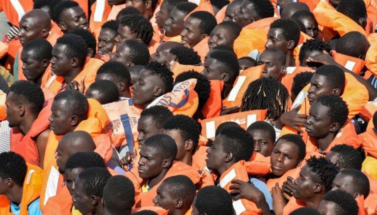 ANO: Vidusjūrā šogad noslīkuši 5000 migrantu