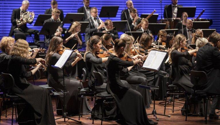 Liepājas Simfoniskais orķestris arī šajā sezonā piedāvās koncertus tiešraidē